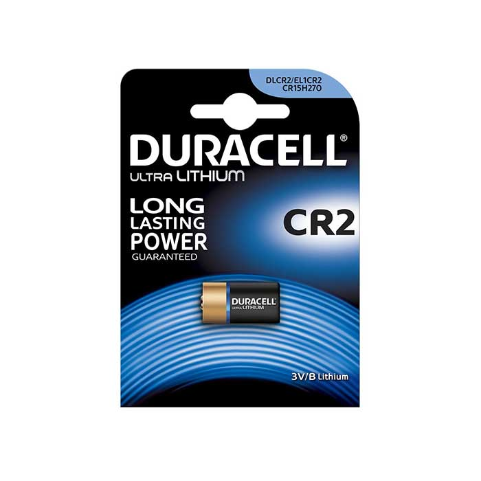 Duracell Ultra Lithium CR2 Photo Battery