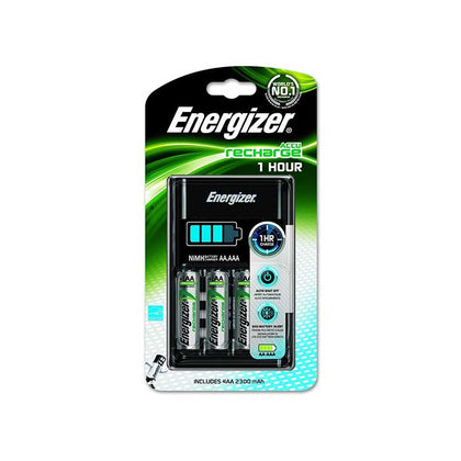 Energizer AA/AAA Battery Charger - Batteries Included