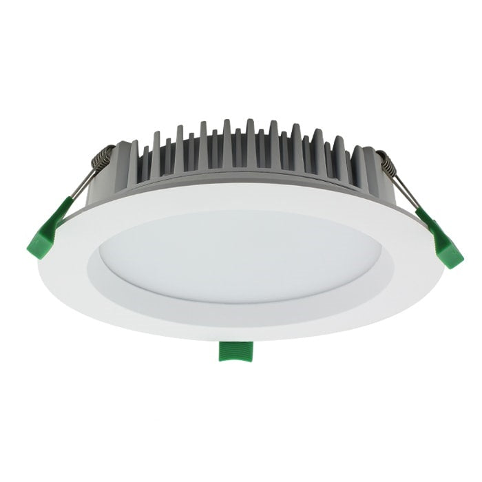 35W LED Downlight - 2630lm - 4000K - Dimmable - White
