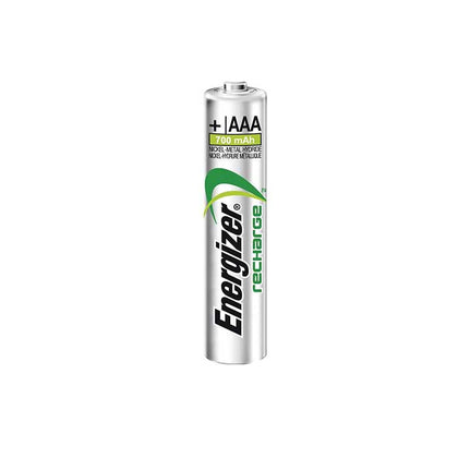 Energizer AAA Batteries - Rechargeable - 4 Pack
