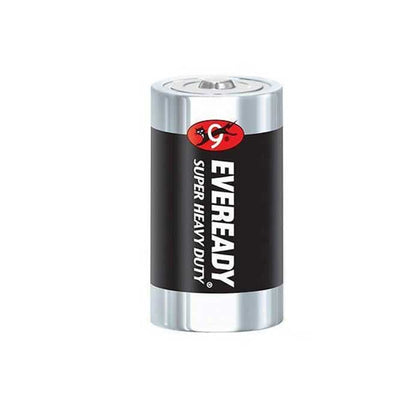 Eveready Super Heavy Duty D Batteries - 2 Pack