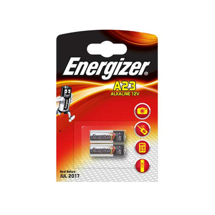 Energizer A23 Batteries - 2 Pack