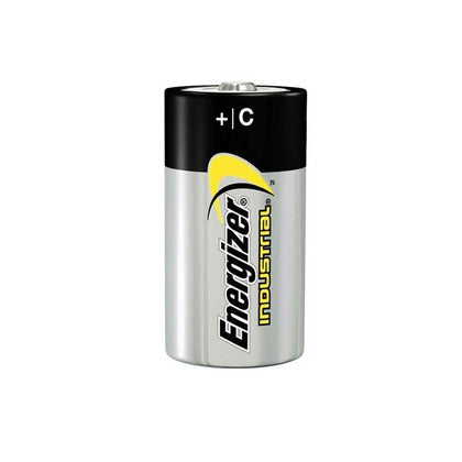 Energizer Industrial - C Batteries - 12 Pack