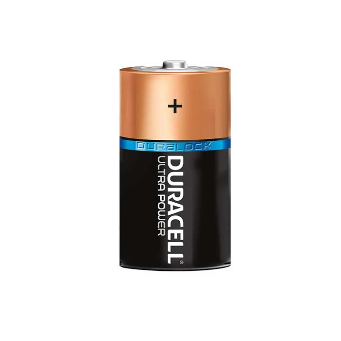 Duracell Ultra Power D Batteries - 2 Pack