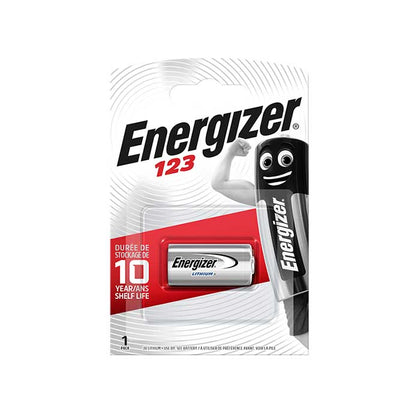 Energizer CR123A Photo Battery
