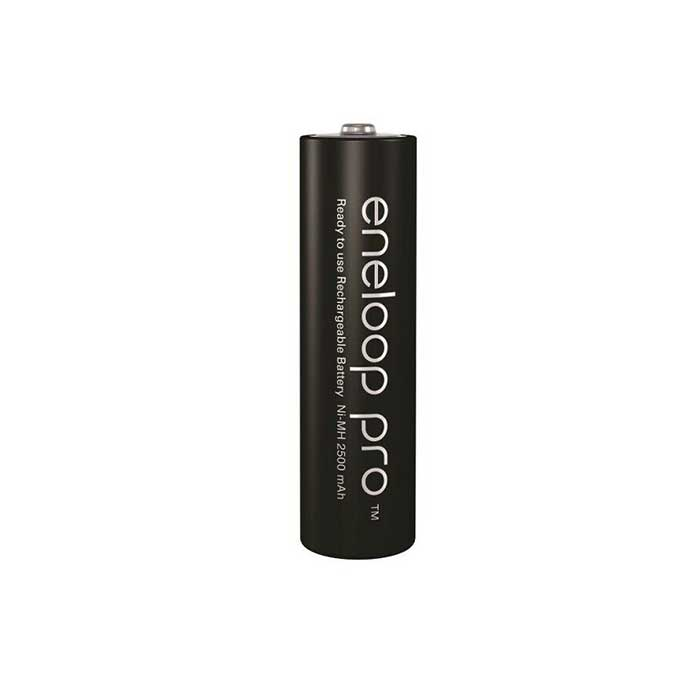 Panasonic Eneloop Pro AA 2450mAh Batteries - Pack of 4