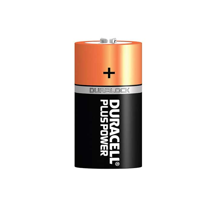 Duracell Plus Power C Batteries - 2 Pack