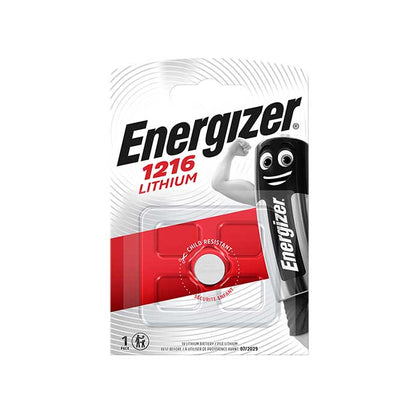 Energizer CR1216 Coin Cell Battery
