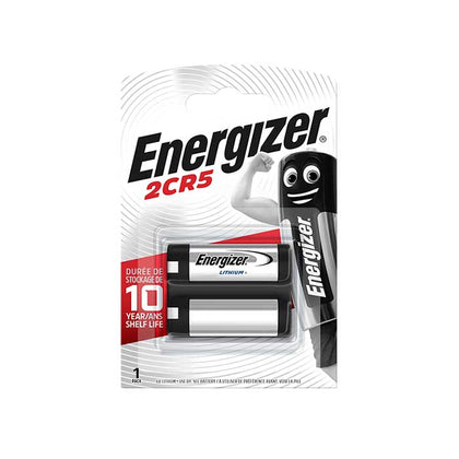 Energizer 2CR5 Photo Battery