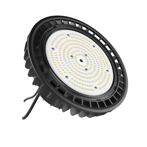 QPS 150W High Efficiency LED High Bay - 25500lm - 5700K - Dimmable