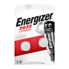 Energizer CR2032 3V Lithium Coin Cell Batteries Pack of 2