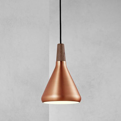 DFTP Float18 Pendant Light Fixture - Copper