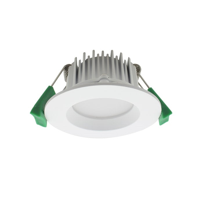 7W LED Downlight - 420lm - 2700K - Dimmable - White