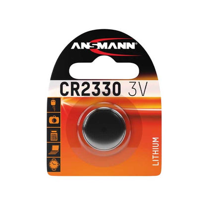 Ansmann CR2330 Coin Cell Battery