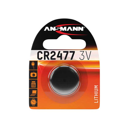 Ansmann CR2477 Coin Cell Battery
