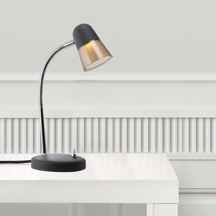 Nordlux Arles Table Lamp Fixture - Black