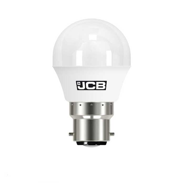 JCB 6W B22 Golf LED - 40W Replacement - 520lm - 6500K - Non Dimmable