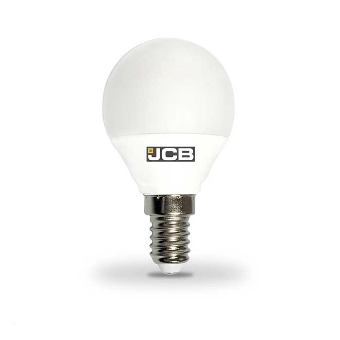 JCB 6W E14 Golf LED - 40W Replacement - 470lm - 3000K - Non Dimmable