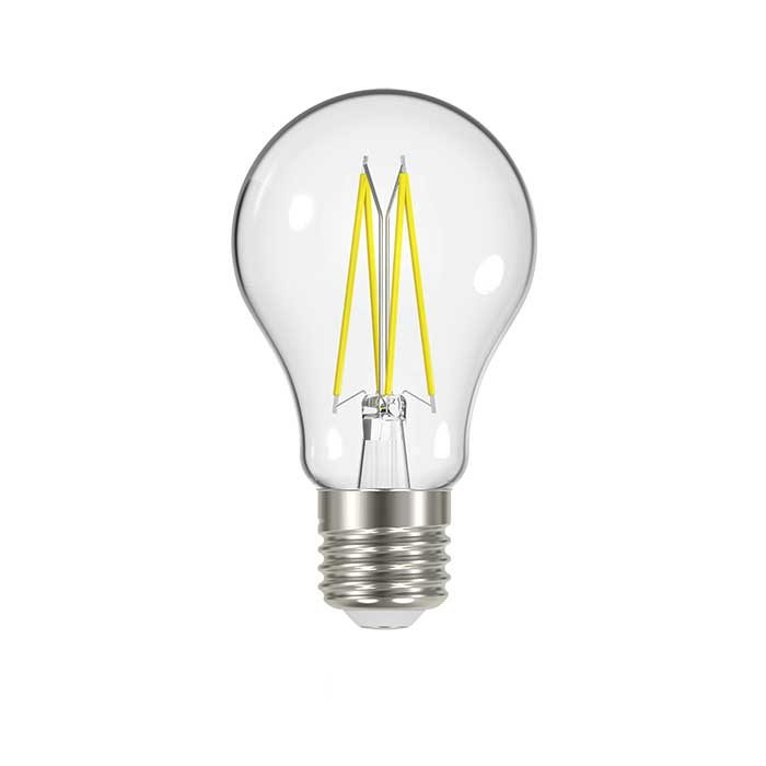 9W E27 GLS Filament LED - 1060lm - 4000K - Clear - Dimmable