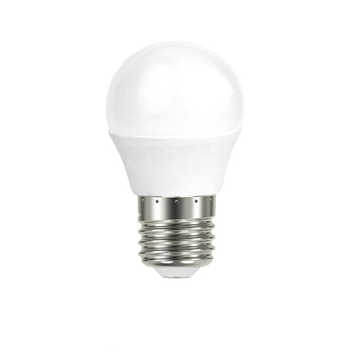 Eveready 6W E27 Golf LED - 40W Replacement - 470lm - 3000K - Non Dimmable
