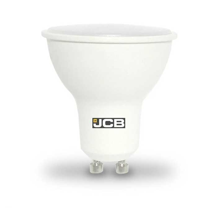 JCB 3W GU10 LED - 35W Replacement - 235lm - 3000K - Non Dimmable