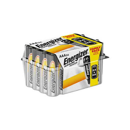 Energizer AAA Batteries - 24 Pack