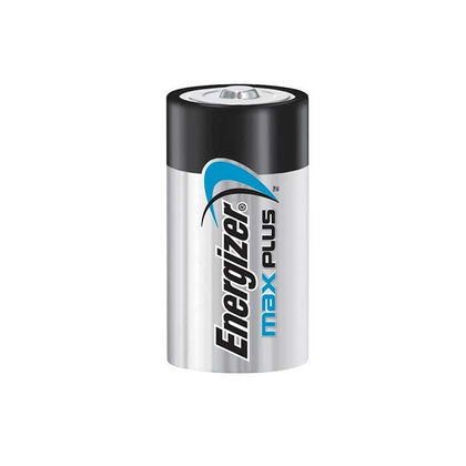 Energizer Max Plus D Batteries - 2 Pack