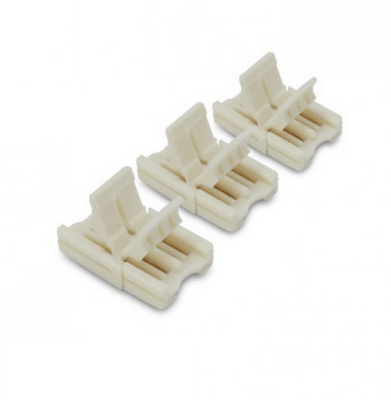 LED Strip Light Connectors - Strip-To-Strip - 10mm (RGB) - 3 Pack