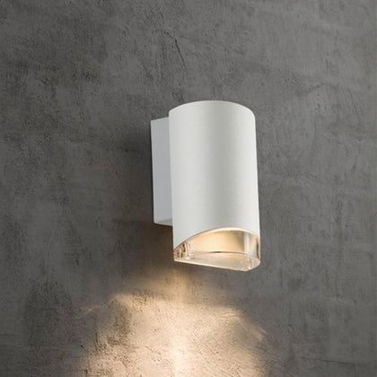 Nordlux Arn Outdoor Wall Light Fixture - White