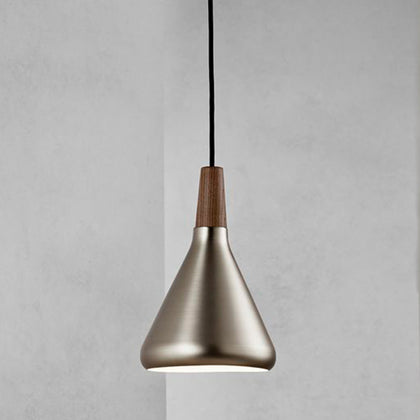 DFTP Float18 Pendant Light Fixture - Brushed Steel