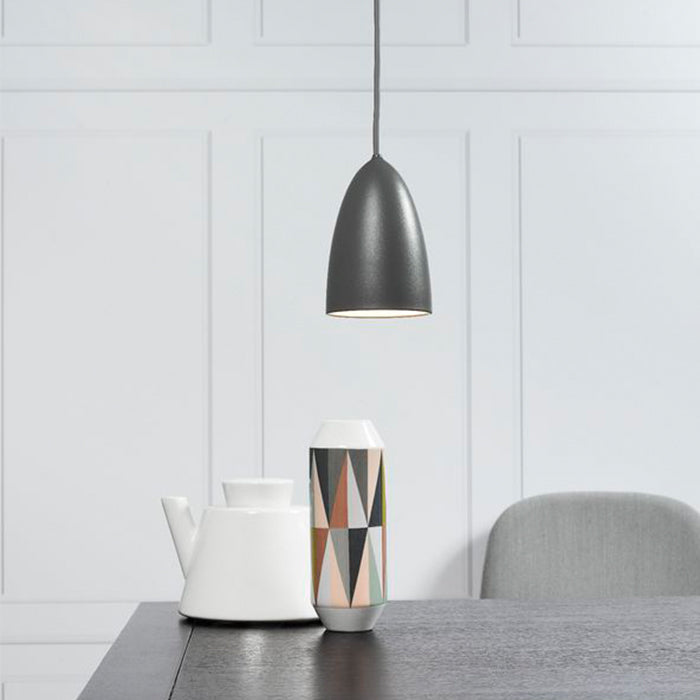 DFTP Nexus10 Pendant Light Fixture - Grey