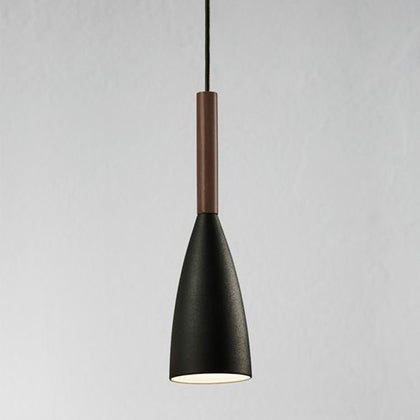 DFTP Pure Pendant Light Fixture - Black