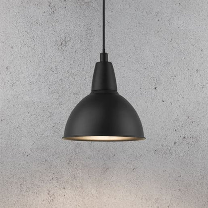 Nordlux Trude Pendant Light Fixture - Black