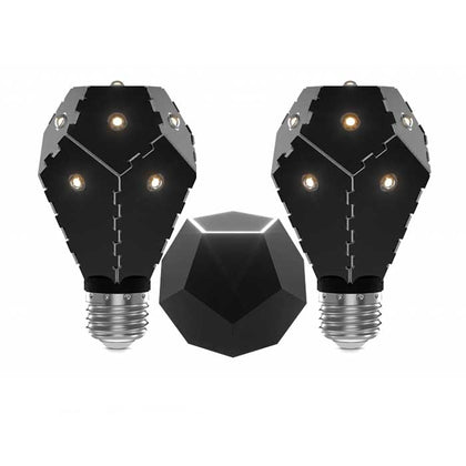 Nanoleaf Ivy 7.5W E27 GLS Smart LED - White - Starter Pack