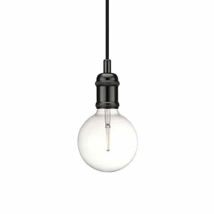 Nordlux Avra Pendant Light Fixture - Black
