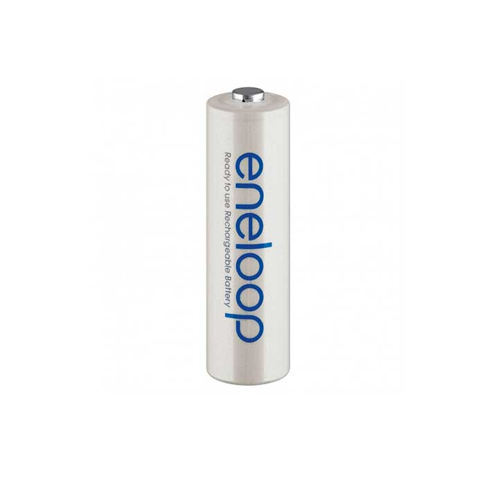 Panasonic Eneloop AA 1900mAh Batteries - Slider Pack of 8
