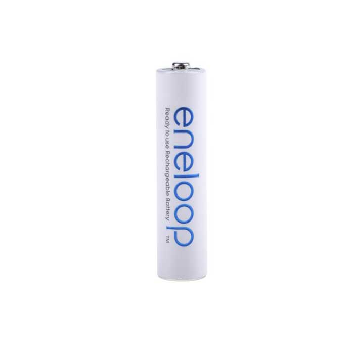 Panasonic Eneloop AAA 750mAh Batteries - Slider Pack of 8