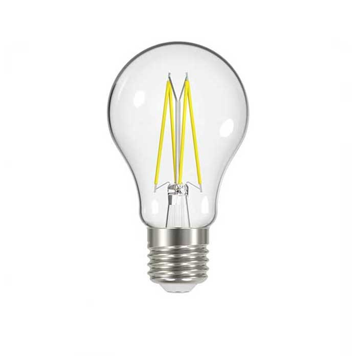 Energizer 4.5W E27 GLS Filament LED - 470lm - 2700K - Clear - Dimmable