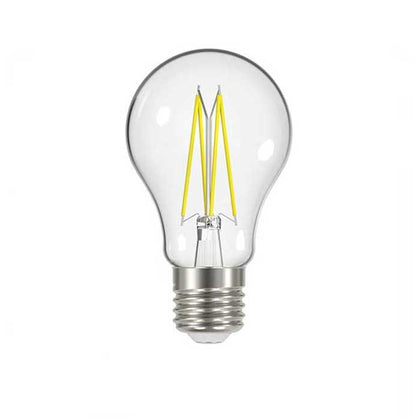 Energizer 7.2W E27 GLS Filament LED - 806lm - 2700K - Clear - Non Dimmable