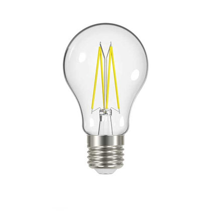 Energizer 6.2W E27 GLS Filament LED - 806lm - 2700K - Clear - Non Dimmable