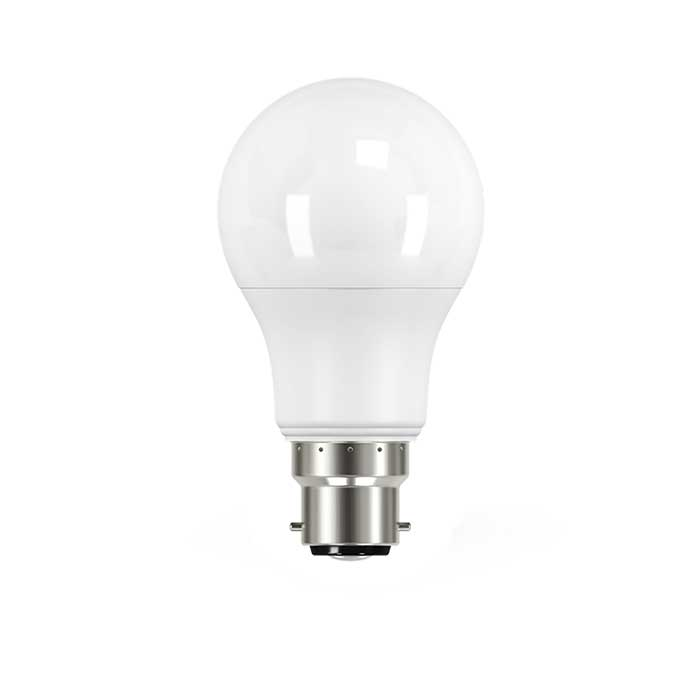 Eveready 5.5W B22 GLS LED - 40W Replacement - 470lm - 3000K - Non Dimmable