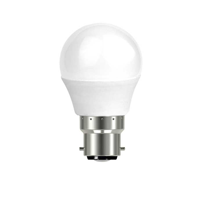 Eveready 6W B22 Golf LED - 40W Replacement - 470lm - 3000K - Non Dimmable