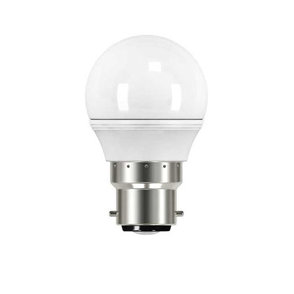 Energizer 5.9W B22 Golf LED - 40W Replacement - 470lm - 2700K - Non Dimmable