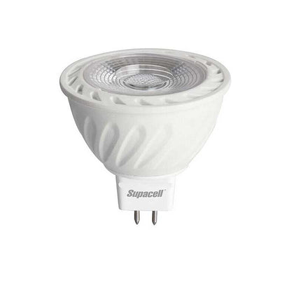 Supacell 5W MR16 LED - 50W Replacement - 425lm - 3000K - Non Dimmable