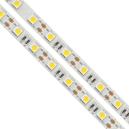 72W LED Strip Light - 5m Length - 5400lm - 6000K - Non Waterproof