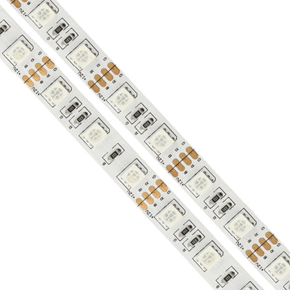 72W LED Strip Light - 5m Length - RGB - Coating Damaged
