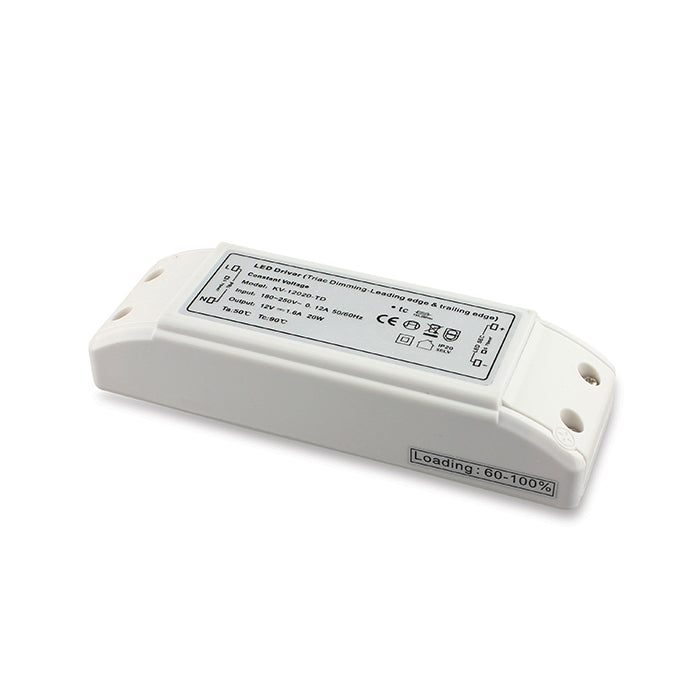 20W LED Transformer/Driver - Dimmable