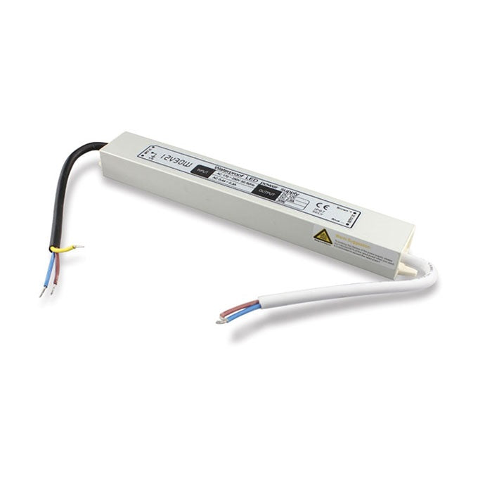 30W LED Transformer/Driver - Non Dimmable