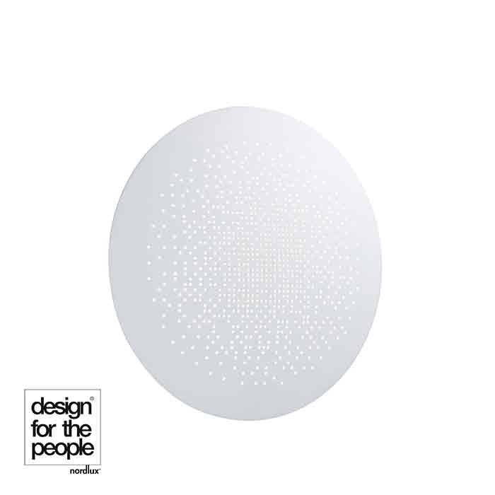 DFTP Hunt26 Outdoor Wall Light - IP44 - White
