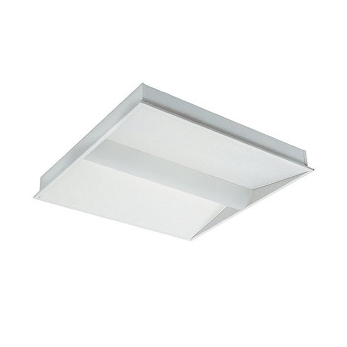 39W Recessed LED Panel - 600x600 - 3380lm - 5000K - Single Diffuser